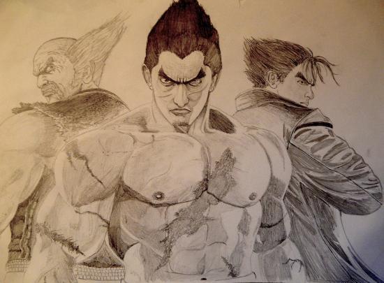 Tekken by charan